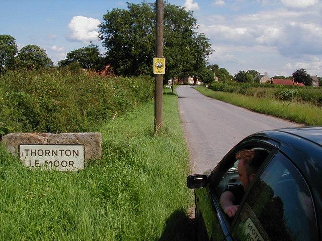 Thornton le Moor, Yorkshire