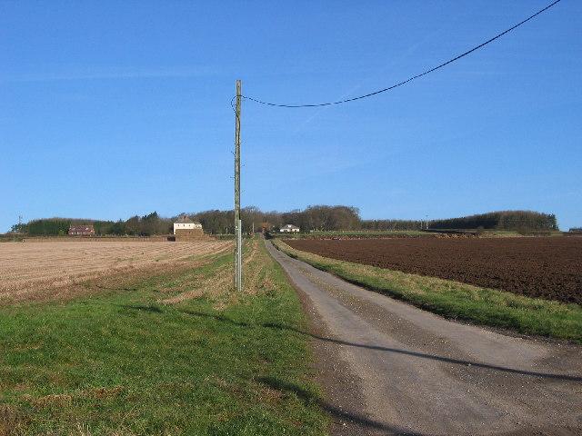Fimber Field Farm