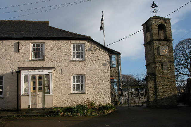 'Old School House', Mylor Bridge