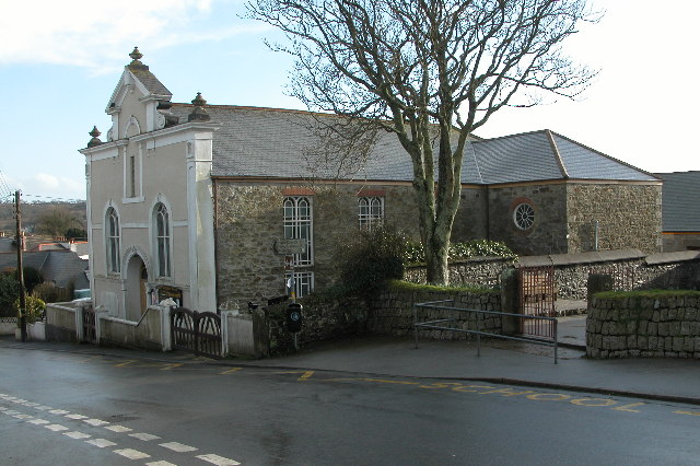 Methodist chapel, Mylor Bridge