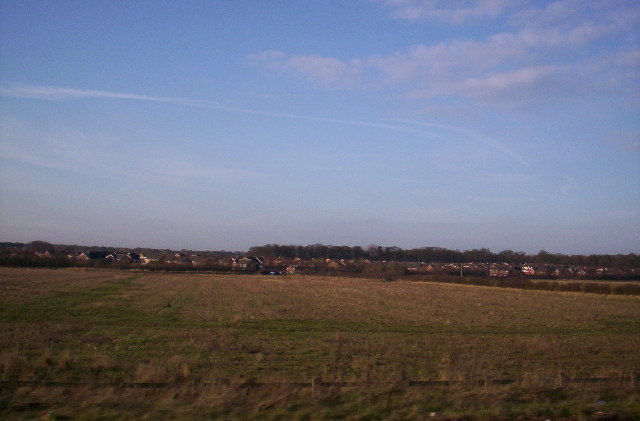 Croxteth Park, from the M57