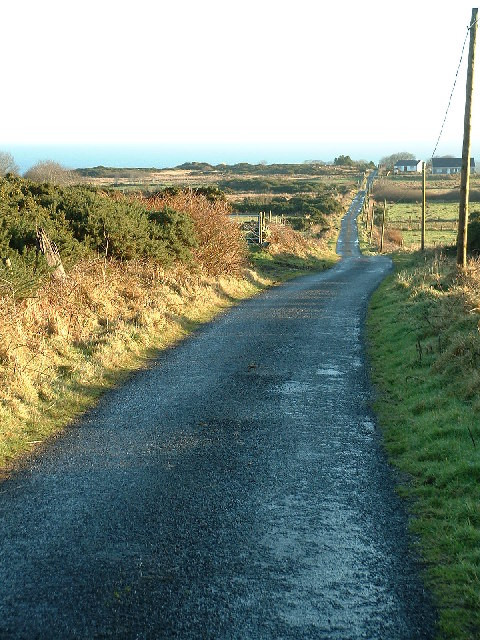 On the way from Culdaff to Tremona Bay