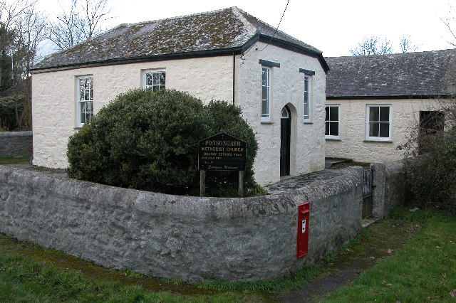 Ponsongath Methodist Church