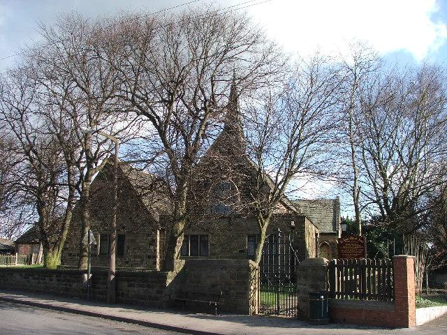 St James, Ryhill.