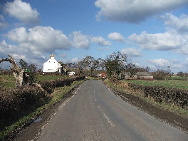 Santingley Grange.
