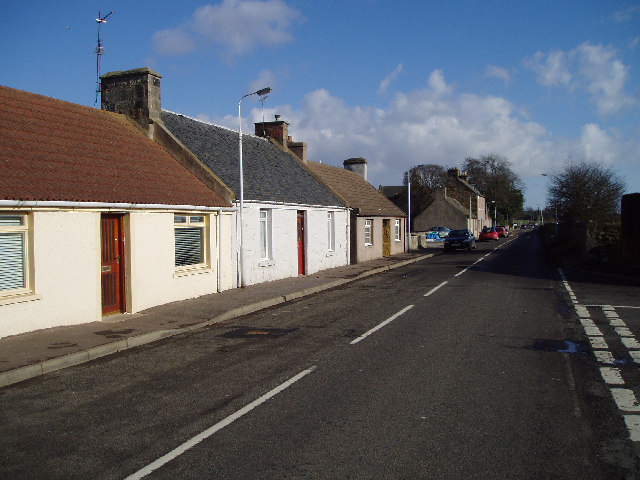 Milton of Balgonie, Fife