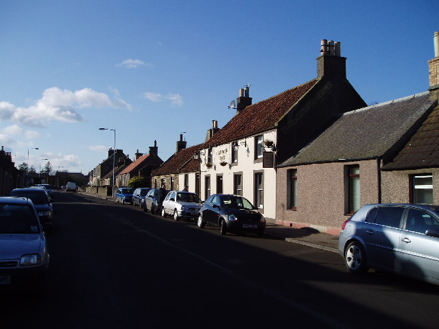 Coaltown of Balgonie, Fife