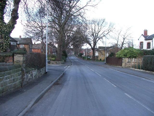 School Lane, Walton.