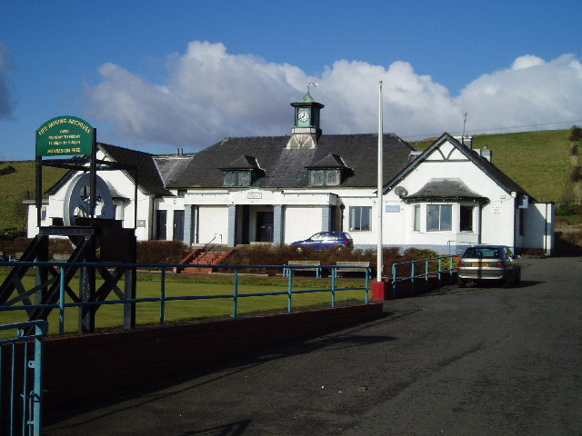 Kinglassie Miners Welfare Institute
