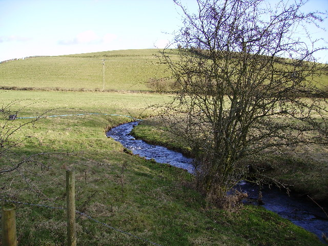 Beck Near Garths farm