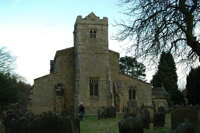 Lastingham : St Mary