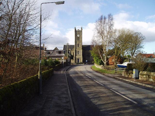 Howe of Fife Parish Church, Kingskettle