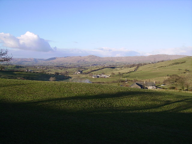 Looking towards Whinfell Common