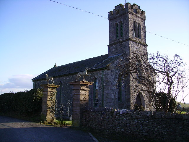 Church New Hutton