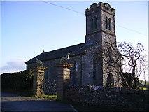SD5691 : Church New Hutton by Ron Shirt