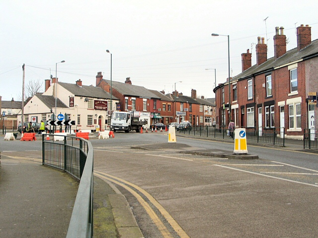 Ring'o'Bells Roundabout