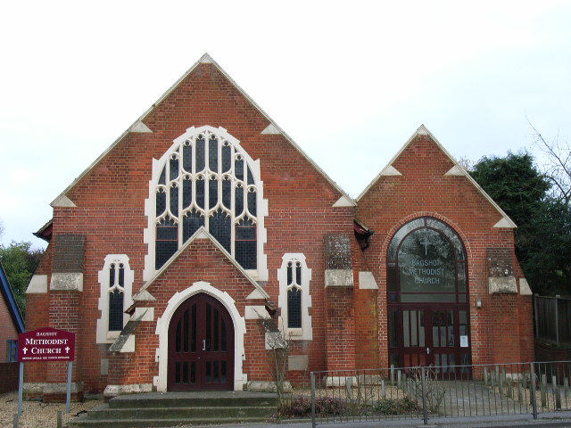 Bagshot Methodist Church