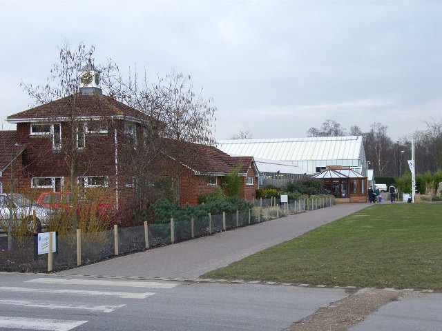 Longacres Garden Centre, Bagshot