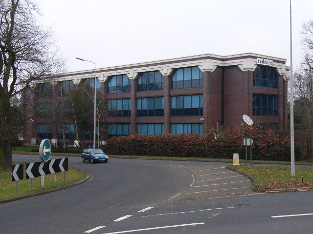 Cadence offices, Bracknell