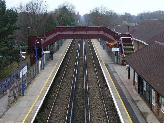 Martin's Heron Station, Bracknell