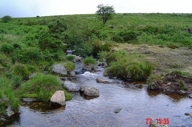 Mardle ford - Dartmoor