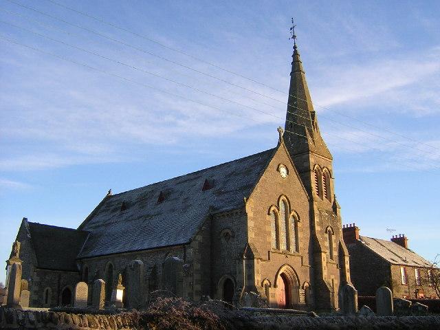Norrieston Church, Thornhill