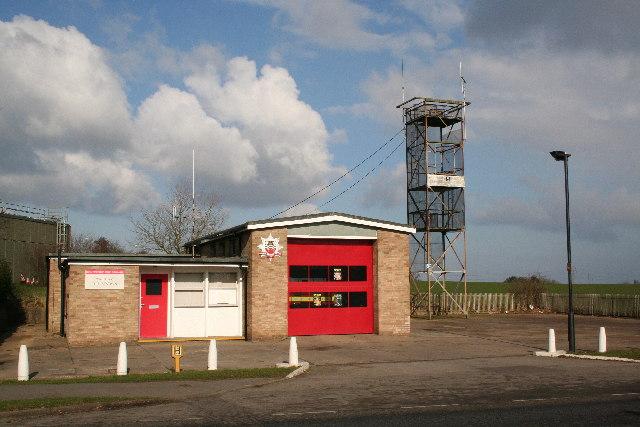 Waltham Fire Station