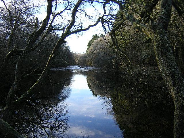River Forth Near Aberfoyle