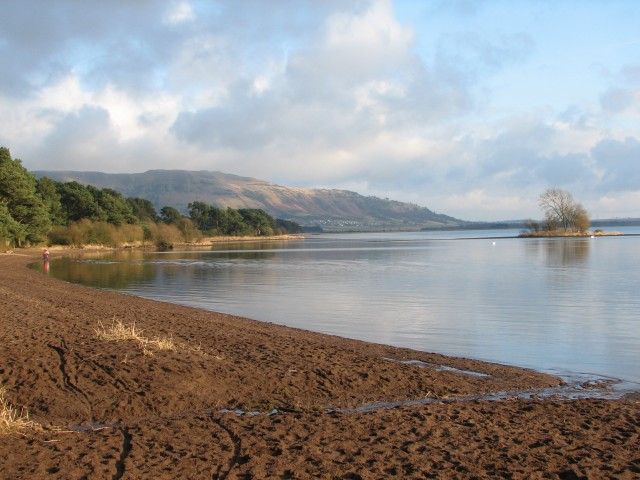 Loch Leven, north shore