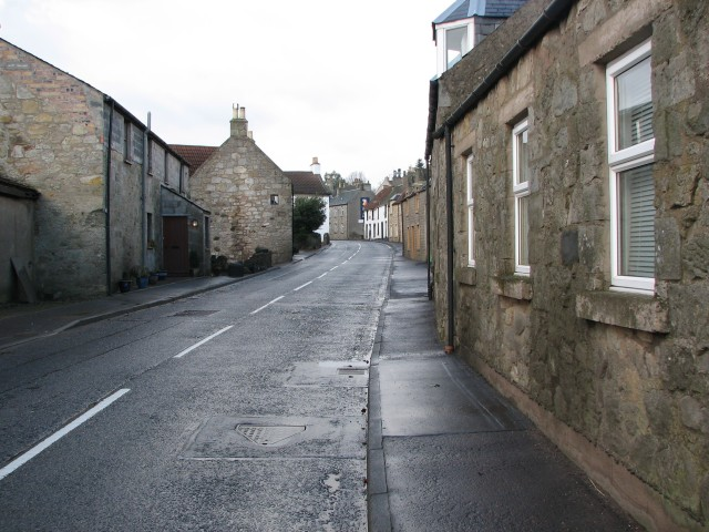 Kinnesswood Main Street