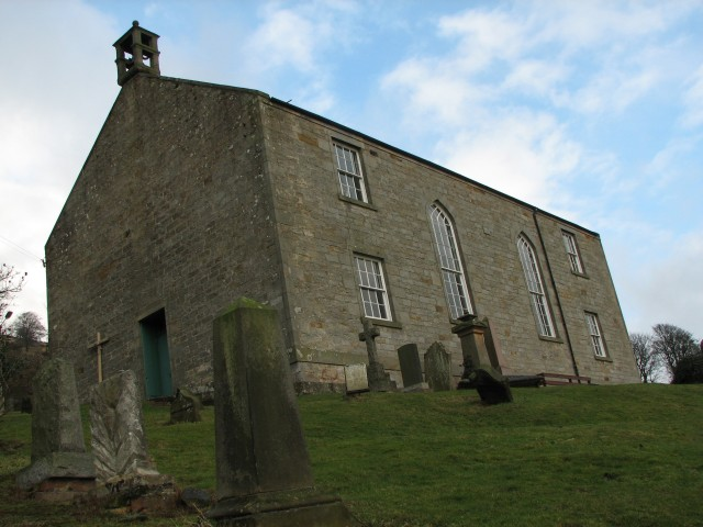 Portmoak Parish Church