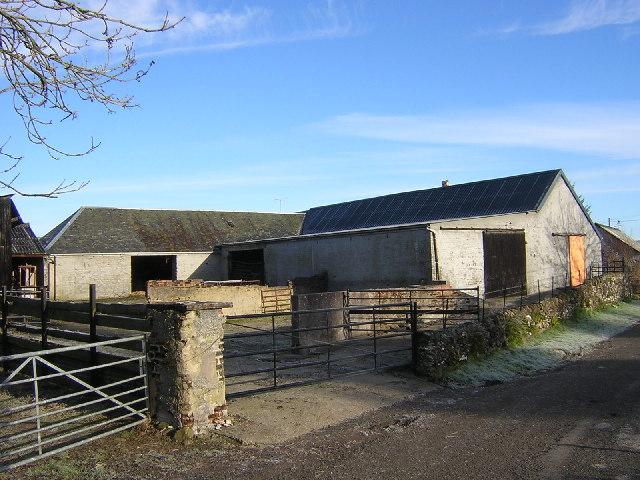 Chapelarroch Farm Buildings