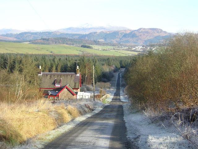 Drymen Road Cottage