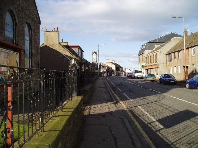 Thornton, Fife