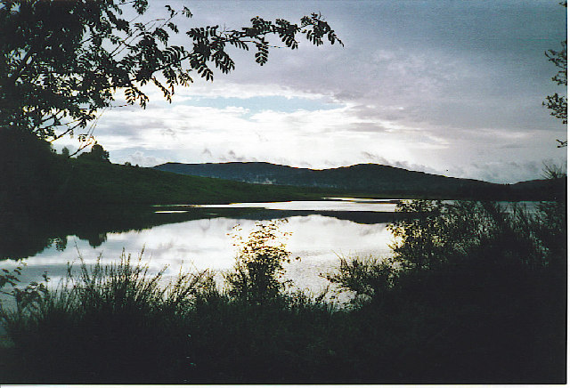Stroan Loch.
