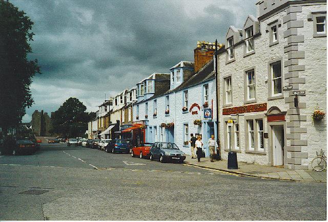 St Cuthbert Street, Kirkcudbright.