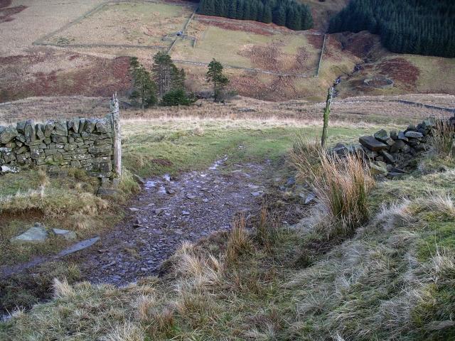 Gateway, Southern Upland way