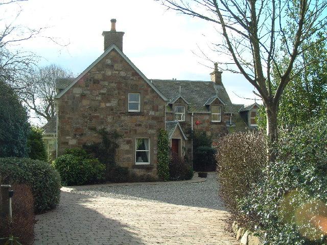 Pitgober House