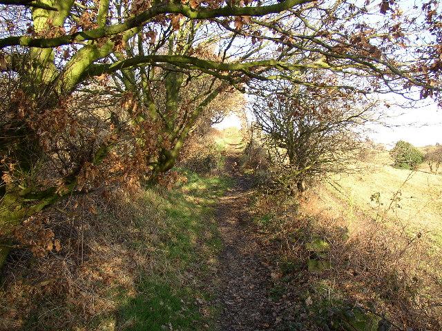 Cross Hill Lane, Hartshead, Yorkshire