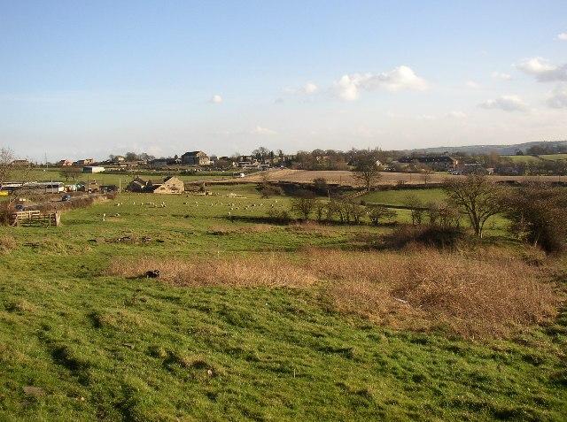Fall Lane, Hartshead, Yorkshire