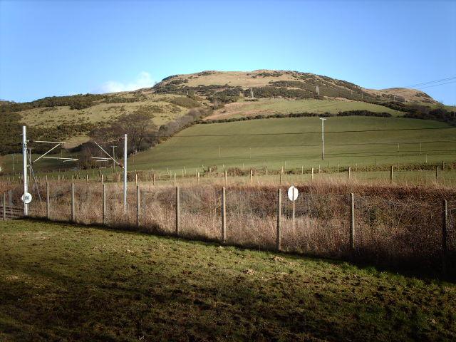Cauldron Hill From Dunrod Farm, Inverkip