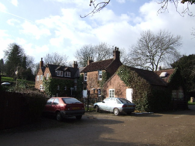 Crown Inn - Old Dalby