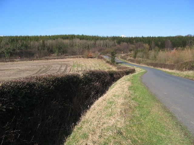 A166 / Garrowby Hill