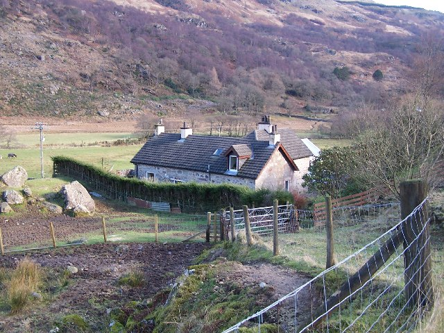 Sligrachan Farm, Glen Finart
