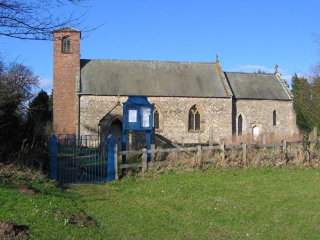 St. Mary Church, Skirpenbeck