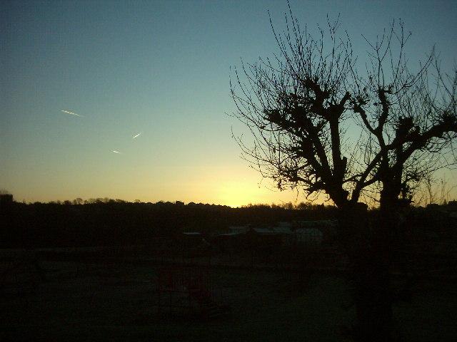 Fairfield at dawn