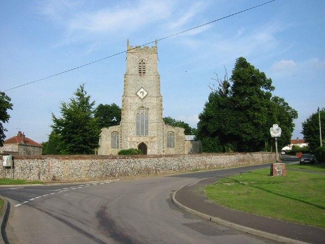 Great Cressingham Church