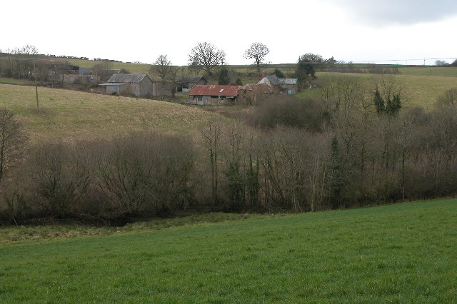 Ruston Farm, West Worlington