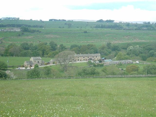 East Briscoe Farm Cottages