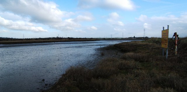 River Crouch Near Battlesbridge